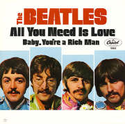 All you Need Is Love dei Beatles