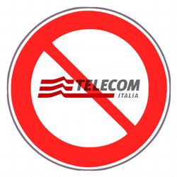 Colpa di Telecom Italia?
