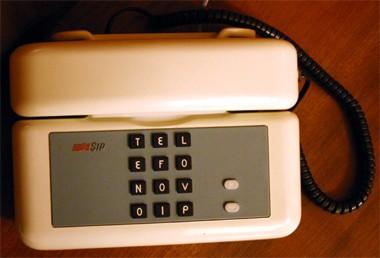 Telefono VoIP :)